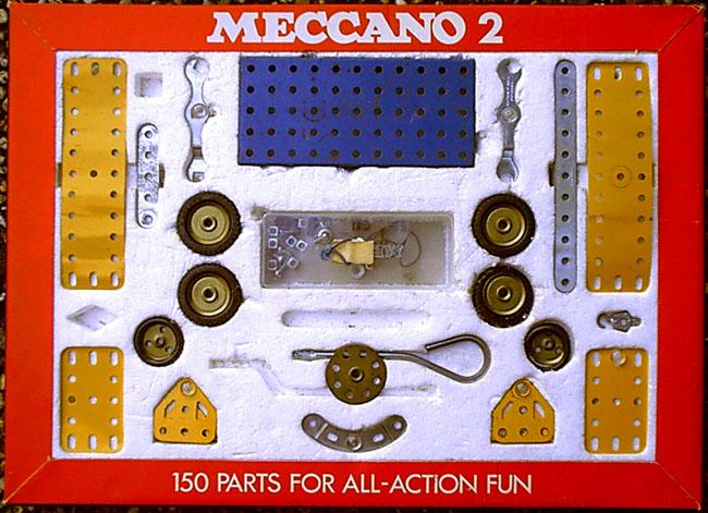 Meccano 2 set