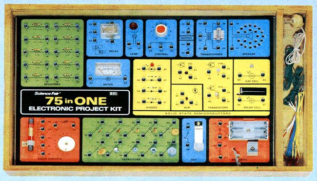 Science Fair Electronics kit
