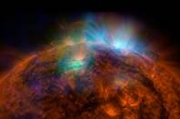 NuStar's view of the Sun
