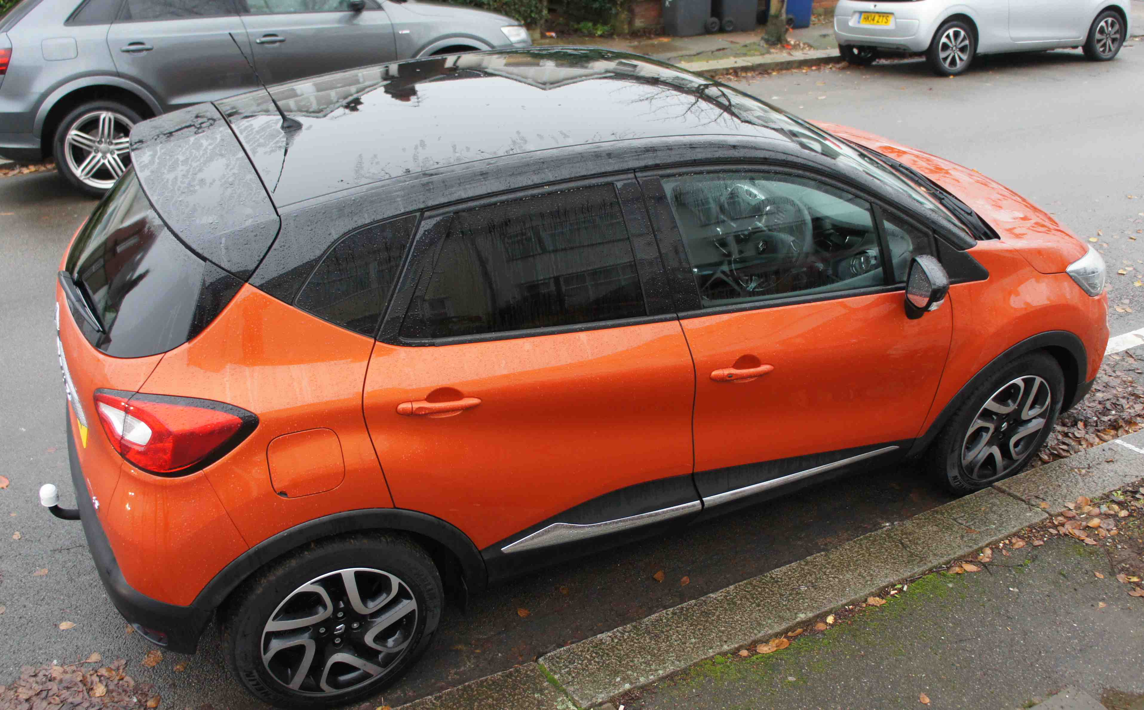 Renault Captur: Nobody who knows about cars will buy this
