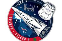 The mission patch for SpaceX's fifth resupply mission
