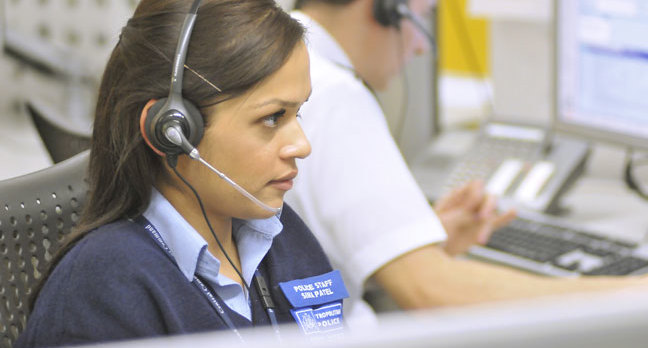 Dispatchers are vital to co-ordinating on the ground activities