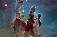 Eagle Nebula in 2015