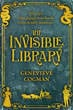 The Inivisible Library book cover