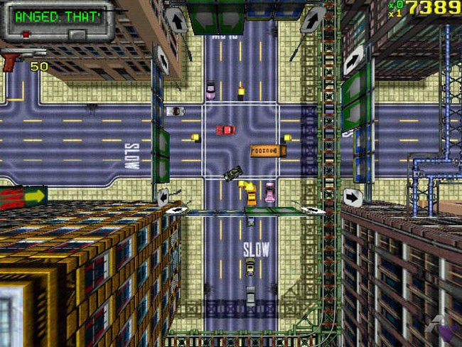 Grand Theft Auto 1997: 'Sick, deluded and beneath contempt ... Horns Of The Reach