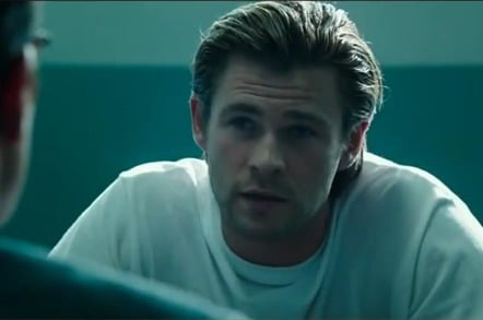 Hemsworth in Blackhat