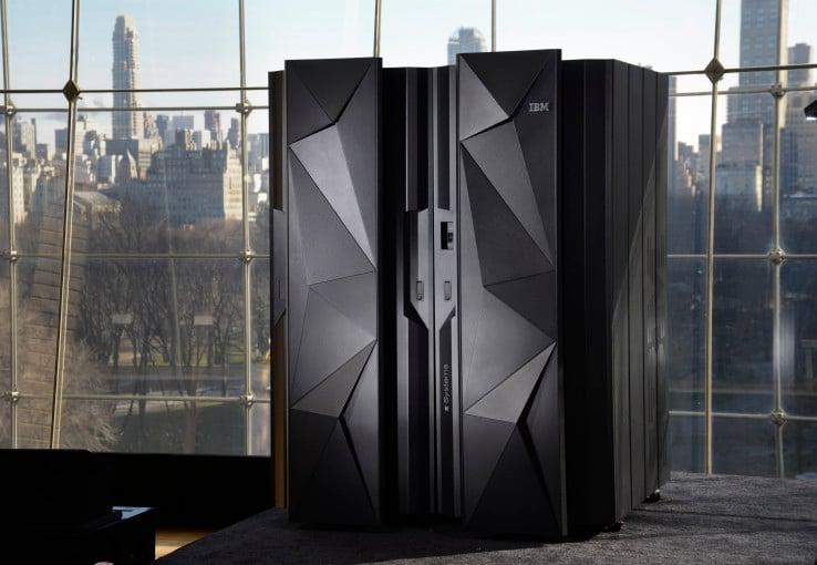 IBM's  recent mainframe