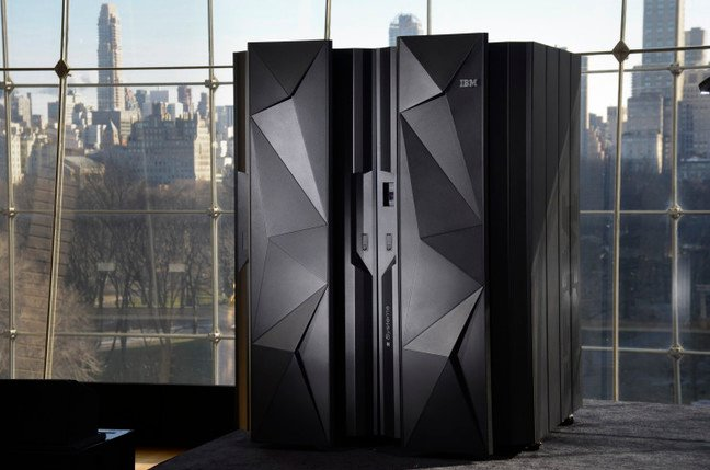 IBM's new mainframe