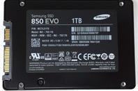 Samsung 850 EVO 1TB SSD