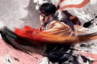 Super street fighter illustration - copyright Capcom