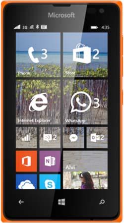 Microsoft's Lumia 435