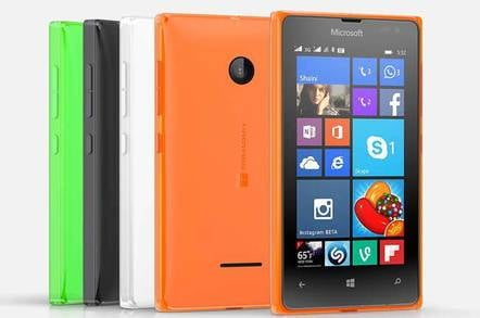 Microsoft's Lumia 532 Dual-SIM