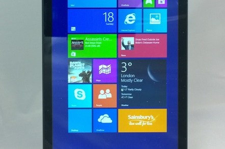 Linx 8 Windows Tablet