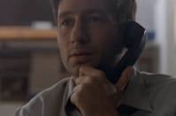 Mulder in The X-Files