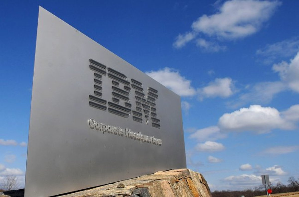 photo image Ailing IBM declares it's the 'backbone of the world's economy'