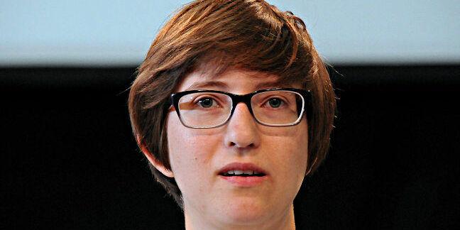 Julia Reda MEP, Pirate Party. Pic: Joachim S. Müller