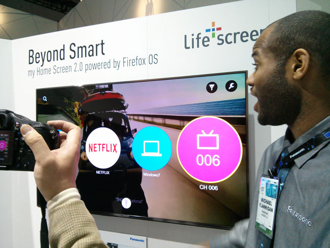 How to setup netflix on a panasonic smart tv