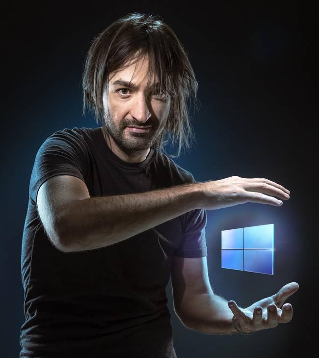 Alex Kipman - Mr Kinect