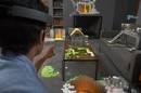HoloLens Minecraft