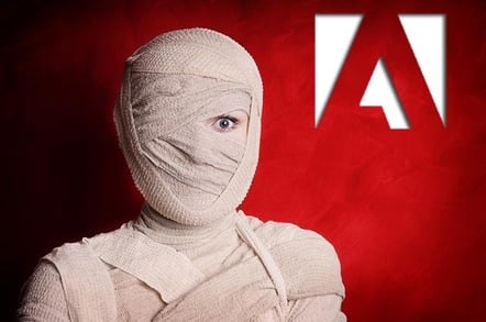 WTF PDF: If at first you don't succeed, you may be Adobe re