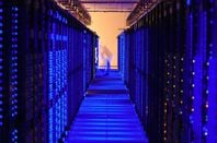 Amazon data center