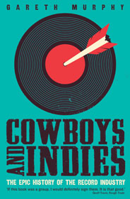Gareth Murphy, Cowboys and Indies book cover