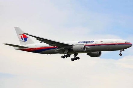 Malaysia Airlines Boeing 777 9M-MRO