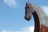 Headshot of Trojan horse