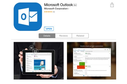 Microsoft Outlook comes to Android, iOS: MS email now a bit