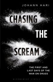 Chasing the Scream book cover