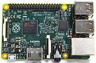 The Raspberry Pi 2 Model B
