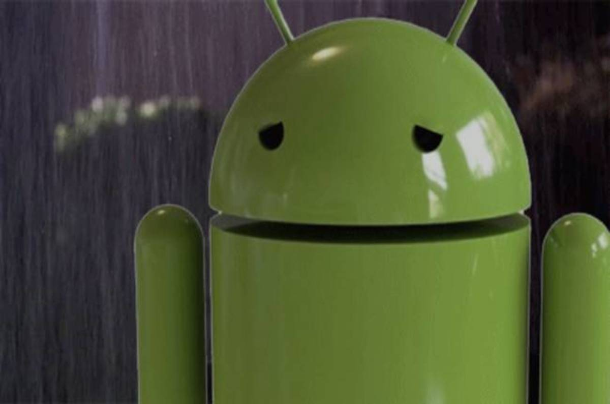 Image result for sad android