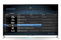 Sony Bravia with YouView