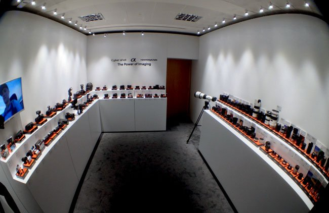 Sony Digital Imaging Showcase 2015