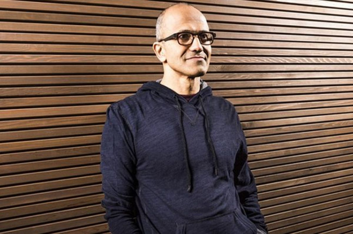 Bonkers Azure bookings give Microsoft a record-breaking $110bn year