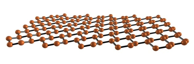 Silicene's structure