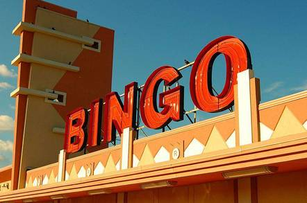 Bingo Hall sign in San Antonio, Texas (August 2007). Photo by Peter Rimar. licensed under creative commons 3.0 http://creativecommons.org/licenses/by-sa/3.0/deed.en
