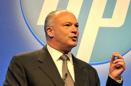 David Scott of HP
