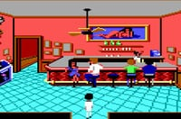 Lefty's Bar from Leisure Suit Larry