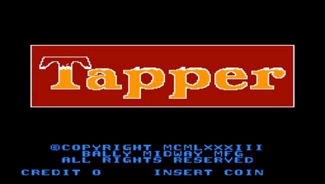 Tapper (1983)