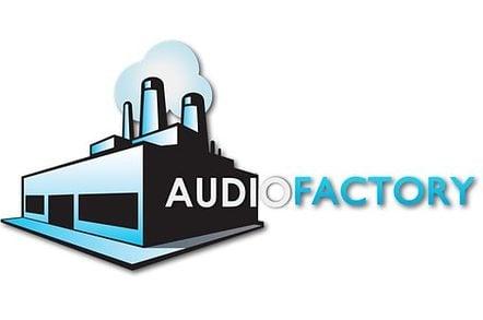BBC Audio Factory logo