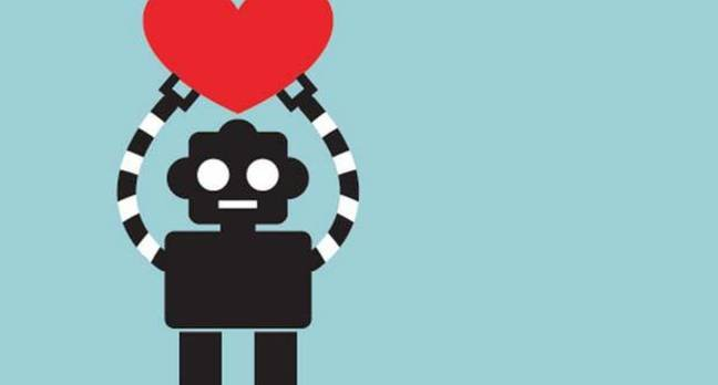 Robots on dating sites