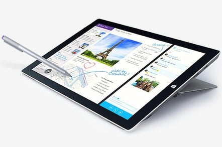 Surface Pro 3 update has so much new stuff for sysadmins, we