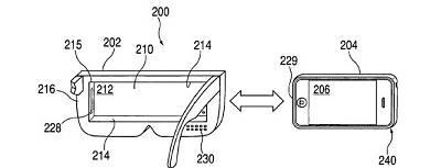 Apple's headset device
