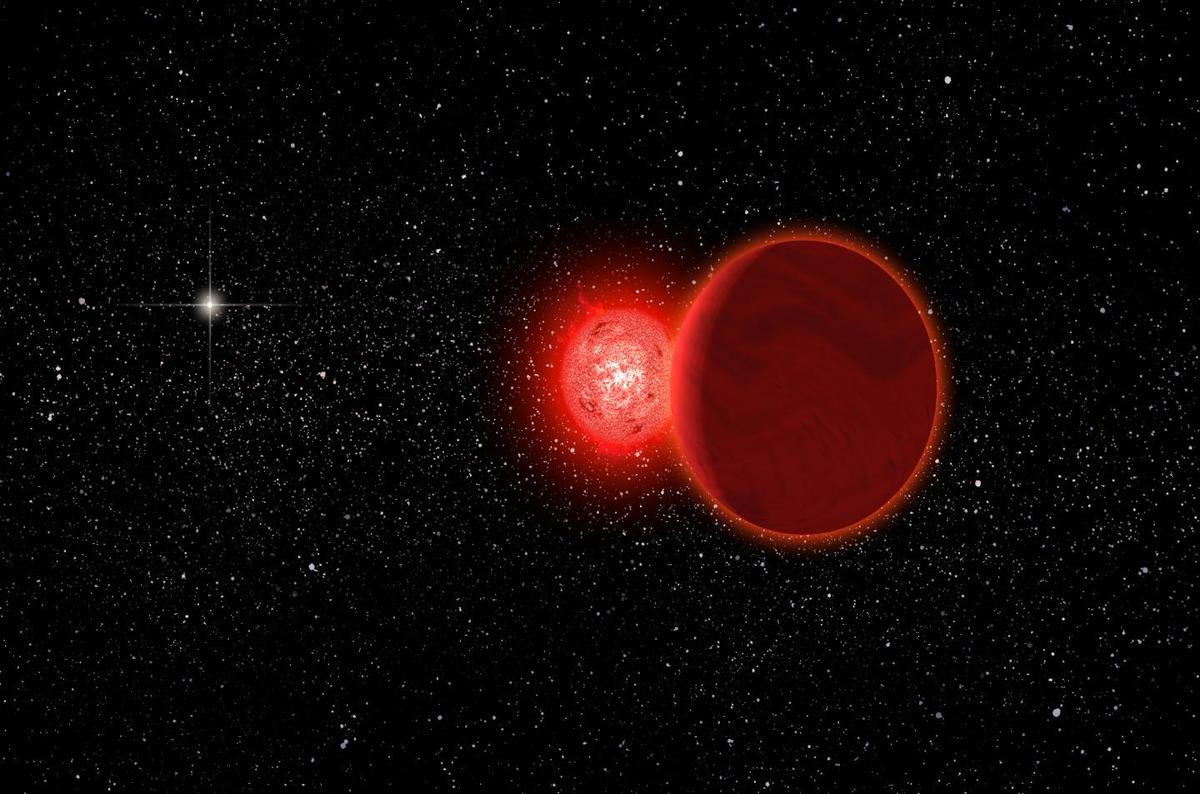 Blood Star Of The Neanderthals Passed Close To Our Sun