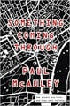 Something Coming Through book cover