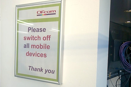 Ofcom has great power over mobiles
