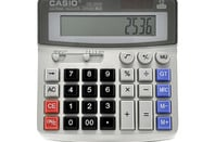 Calculator with built in GSM and microphone
