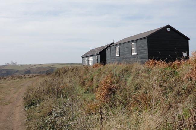 LIzard Wireless Huts, photo: SA Mathieson