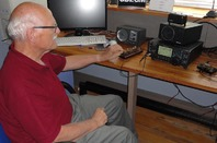 Poldhu Amateur Radio Club, photo: SA Mathieson
